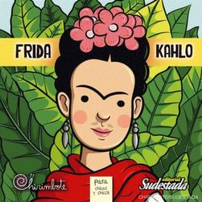FRIDA KAHLO. COLECCION ANTIPRINCESAS 1