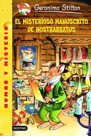 El misterioso manuscrito de Nostrarratus