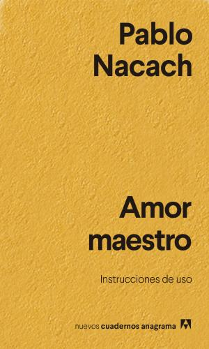 Amor maestro