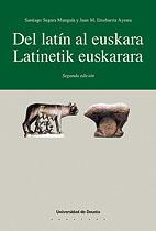 Del latín al euskara. Latinetik euskarara