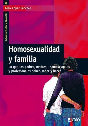 Homosexualidad y familia