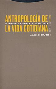 Antropología de la vida cotidiana 1
