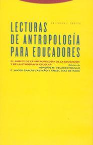 Lecturas de antropología para educadores