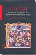 HISTORIA DE LOS ORÍGENES DEL GOBIERNO REPRESENTATIVO EN EUROPA