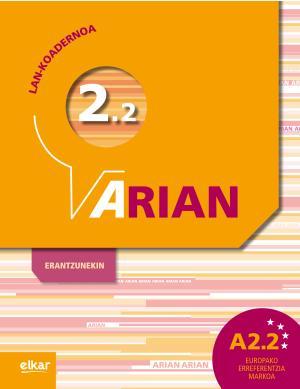 Arian A2.2 Lan-koadernoa (+erantzunak)