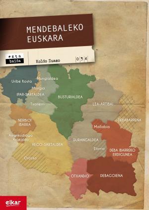 Mendebaldeko euskara