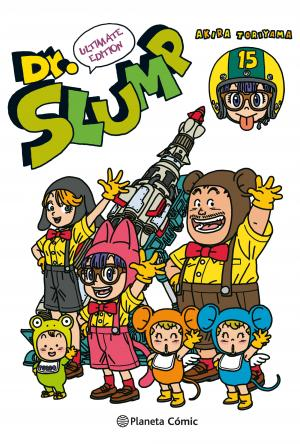 Dr. Slump nº 15/15 (Nueva edición)