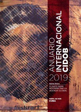 Anuario Internacional CIDOB 2019