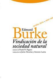 Vindicación de la sociedad natural