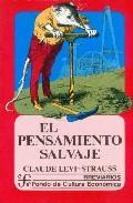 EL PENSAMIENTO SALVAJE