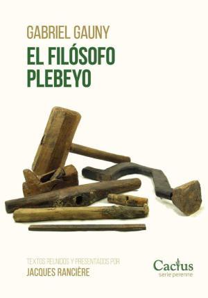 EL FILÓSOFO PLEBEYO