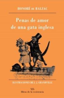 PENAS DE AMOR DE UNA GATA INGLESA