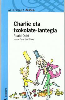 CHARLIE ETA TXOKOLATE-LANTEGIA - ZUBIA
