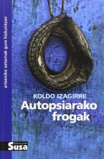 AUTOPSIARAKO FROGAK : ARTSENIKO AZTARNAK GURE HIZKUNTZAN