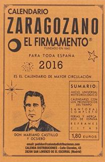 Calendario Zaragozano 2016