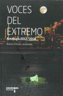 VOCES DEL EXTREMO ANTOLOGIA 2012/2016