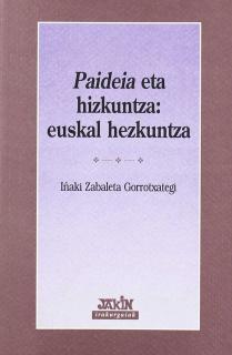 PAIDEIA ETA HIZKUNTZA - EUSKAL HEZKUNTZA