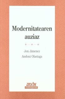 MODERNITATEAREN AUZIAZ