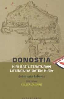 DONOSTIA HIRI BAT LITERATURAN