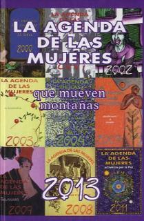 2013 AGENDA DE LAS MUJERES
