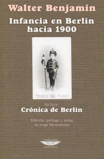 INFANCIA EN BERLIN HACIA 1900 - CRONICA DE BERLIN