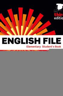 English File Elementary: Student's Book+Workbook with Key Pack 3ED