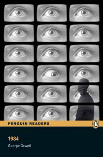 Peguin Readers 4:1984 Book & CD Pack
