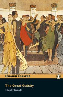 Peguin Readers 5:Great Gatsby Book & CD Pack