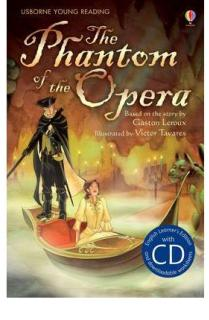 THE PHANTOM OF THE OPERA & CD