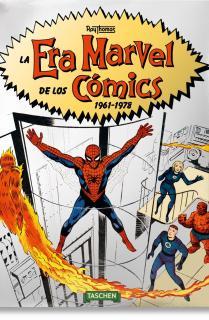 La Era Marvel de los cómics 1961–1978