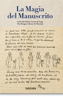 La magia del manuscrito. Colección Pedro Corrêa do Lago