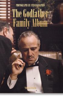 Steve Schapiro. The Godfather Family Album. 40th Anniversary Edition