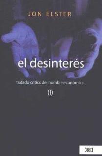 DESINTERES, EL.(SOCIOLOGIA Y POLITICA)