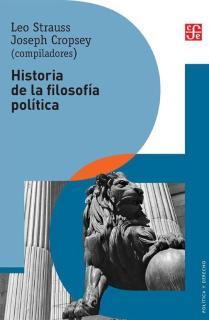 HISTORIA DE LA FILOSOFÍA POLÍTICA