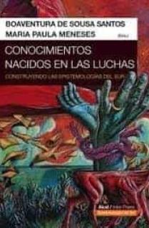 CONOCIMIENTOS NACIDOS EN LAS LUCHAS