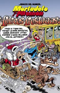 Mortadelo y Filemón. ¡Felices fiestaaas! (Magos del Humor 201)