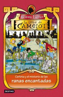 Carlota y el misterio de las ranas encantadas