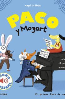 Paco y Mozart. Libro musical