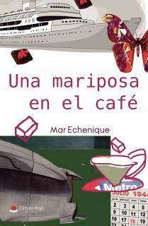 Una mariposa en el café