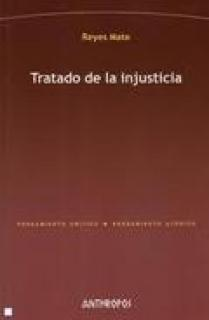 TRATADO DE LA INJUSTICIA