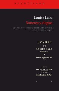 Sonetos y elegías