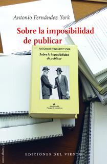Sobre la Imposibilidad de publicar
