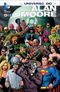 El Universo DC de Moore, Alan