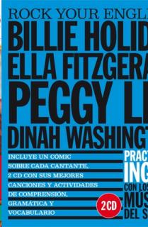Rock Your English! Women (Billie Holiday, Ella Fitzgerald, Peggy Lee y Dinah Washington)
