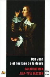 DON JUAN O EL RECHAZO DE LA DEUDA