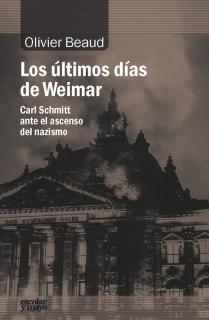 Los últimos días de Weimar