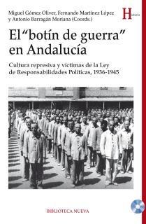 El botín de guerra en Andalucía