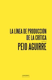 La línea de la producción de la crítica