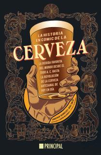 La historia en cómic de la cerveza