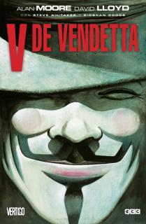 V de Vendetta (5a Edición)